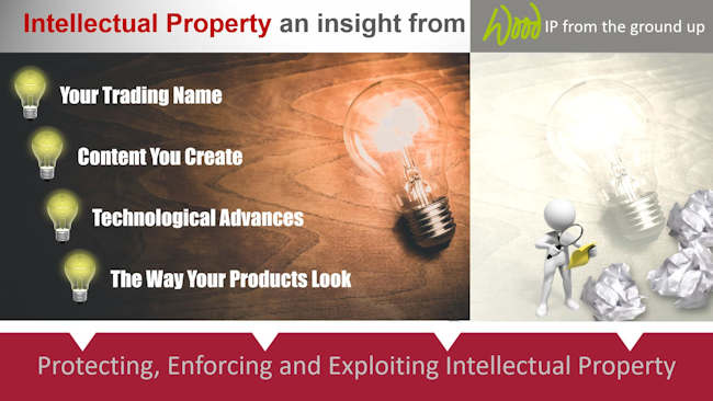 An Introduction To Intellectual Property