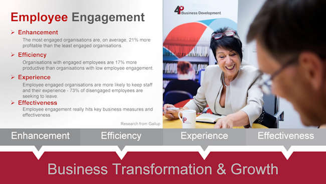 Growth Through Employee Engagement