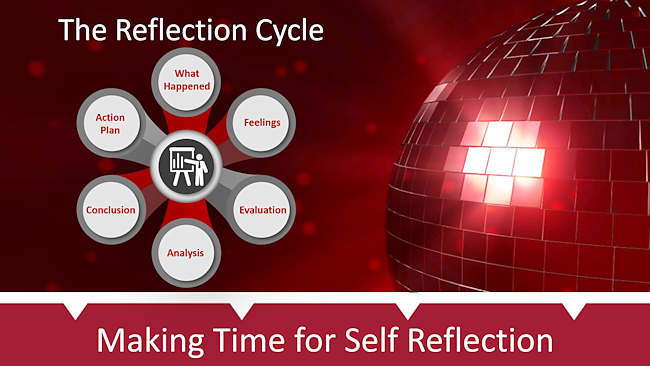 Making Time For Self Reflection