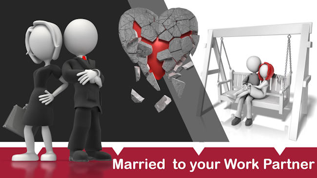 Married To Your Work Partner